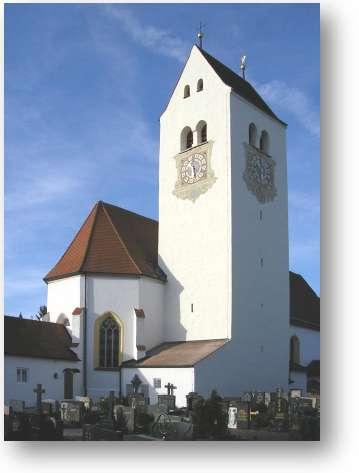 Kirche St. Afra