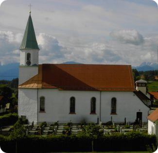 Kuratie Maria Heimsuchung in Hochgreut