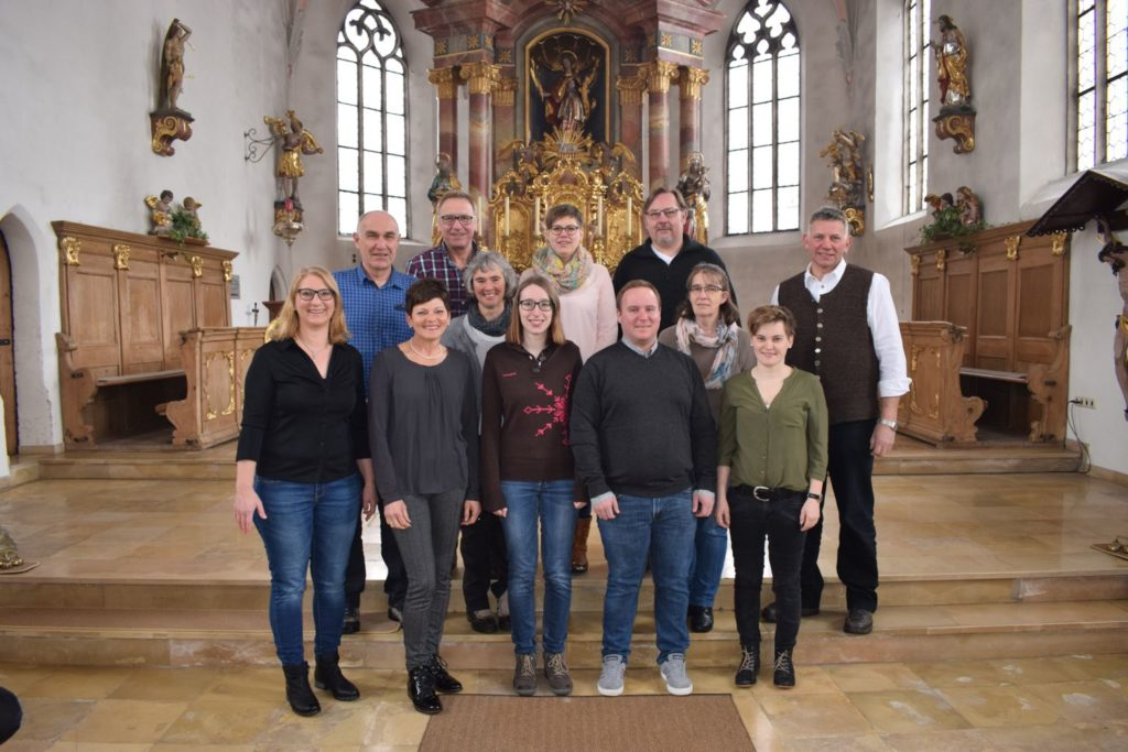 Pfarrgemeinderat Betzigau